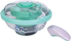GAME 23608-BB Underwater Light Show & Fountain (Rechargeable) W/Remote Control, New Model