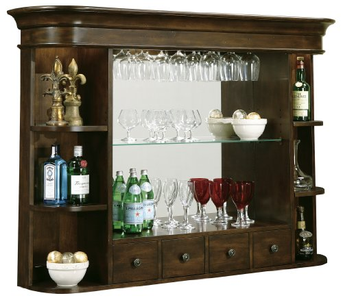 Howard Miller 693-007 Niagara Bar Hutch by (Hutch And Bar)