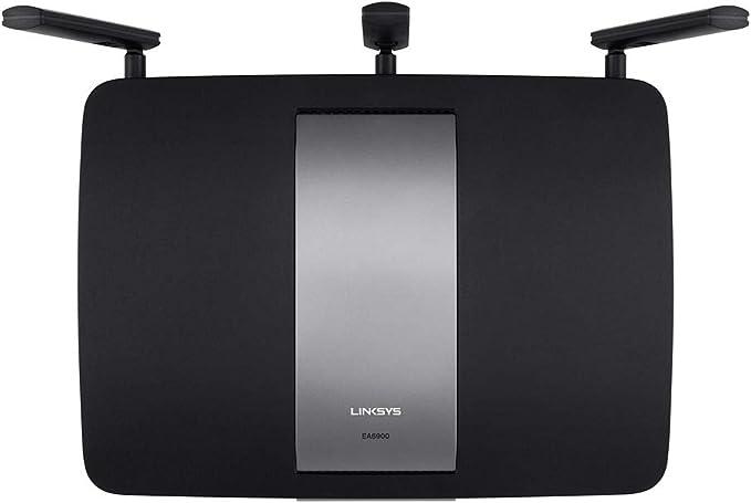 Linksys Ea6900 Uk Linksys Ea6900 Ac1900 Smart Wifi Elektronik