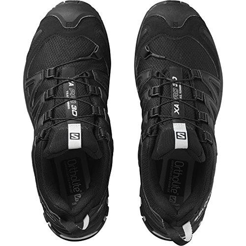 Mineral Black Running Pro Shoes Black GTX Black Grey 3D Xa Trail Women's Salomon wq68W8P