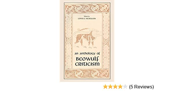beowulf critical analysis