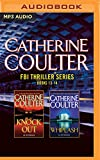 Catherine Coulter - FBI Thriller Series: Books 13-14: KnockOut & Whiplash