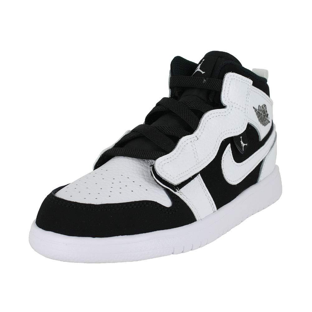 cheap for discount 53874 ca26c Amazon.com   Jordan Kids Jordan 1 MID ALT PS   Sneakers