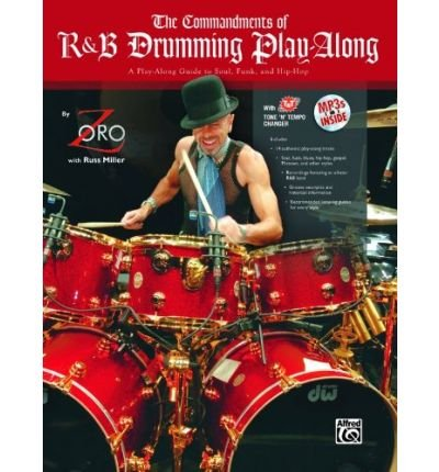 The Commandments of R&B Drumming Play-Along: A Play-Along Guide to Soul, Funk, and Hip-Hop (Mixed media product) - Common