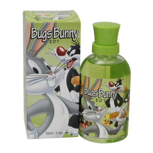 Marmol & Son Bugs Bunny Eau De Toilette Spray for Kids, 3.4 Ounce by Marmol & Son