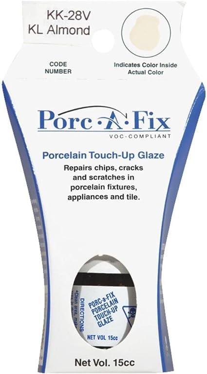 Almond Porc-A-Fix Touch Up Repair Glaze Kohler KK-28