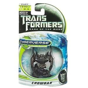 Transformers 3 Dark of the Moon Cyberverse Legion Class Action Figure Crowbar