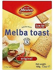 Van der Meulen Original Melba Toast (100g) - Pack of 2