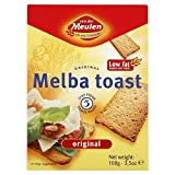 Van der Meulen Original Melba Toast (100g) - Pack of 6