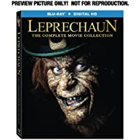 Leprechaun: The Complete Movie Collection Blu-ray Deals