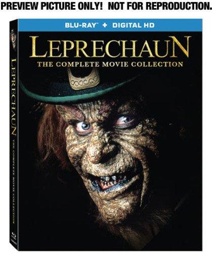 Leprechaun The Complete Movie Collection [Blu-ray + Digital HD]]()