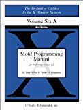 Motif Programming Manual, Heller, Dan and Ferguson, Paula, 1565920163