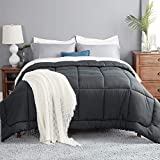Bedsure Down Alternative Comforter King- All-Season