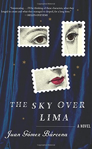 book cover of The Sky Over Lima