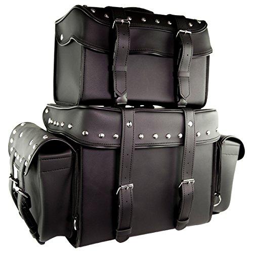 Studded Luggage - 1