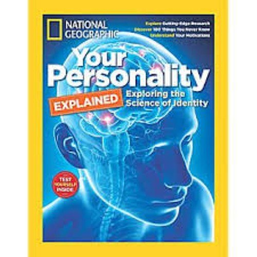 Read Online National Geographic Your Personality Explained PDF