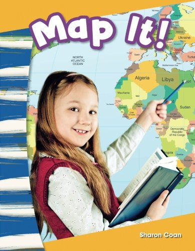 Map It! (Social Studies Readers : Content and - Map For Kids Keys