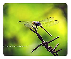 Mouse Pad The Dragon Fly Desktop Laptop Mousepads Comfortable Office Mouse Pad Mat Cute Gaming Mouse Pad