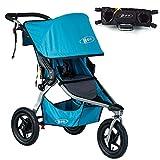 Best off road jogging stroller - BOB Rambler Jogging Stroller, Lagoon & Handlebar Console Review