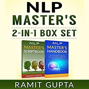 NLP Master's 2-in-1 Box Set Audiobook