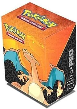 Pokémon – juegos de cartas – cajas de almacenamiento – Deck Box Pokémon Charizard: Amazon.es: Juguetes y juegos