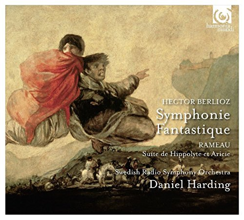 Price comparison product image Berlioz: Symphonie Fantastique; Rameau: Suite de Hippolyte et Aricie by Swedish Radio Symphony Orchestra