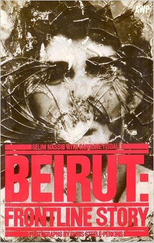 Beirut: Frontline Story