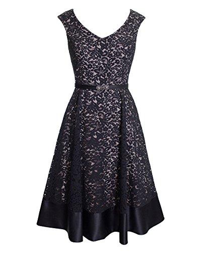 Black Dress Size Black 4121498 Plus Alex Evenings RwaWCqcS