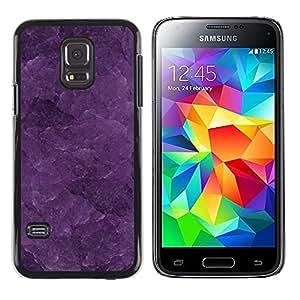 iKiki Tech / Estuche rígido - Pattern Texture Pastel Beautiful - Samsung Galaxy S5 Mini, SM-G800, NOT S5 REGULAR!