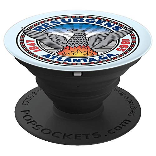 City of Atlanta Georgia - United States of America USA - PopSockets Grip and Stand for Phones and Tablets ()