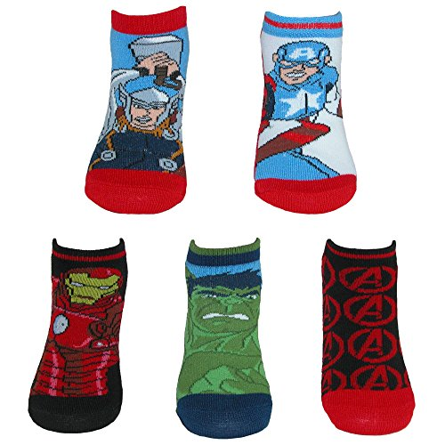 Marvel Avengers Socks Toddler Little