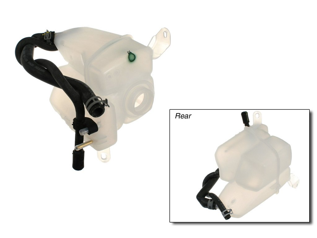 OES Genuine Expansion Tank for select Jaguar S-Type models