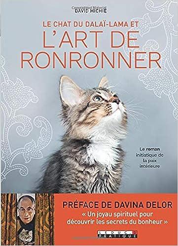 Portada del llibre 'L'art de ronronner'