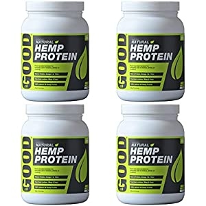 (4 PACK) – Hemp Hemp Natural Protein Powder ...