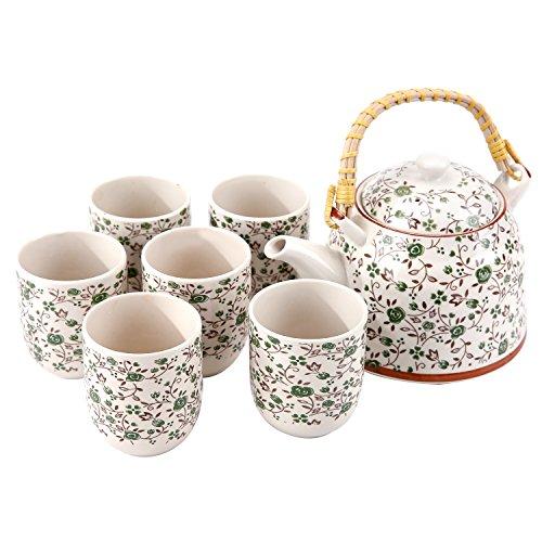 Japanese Teacup Set - 3