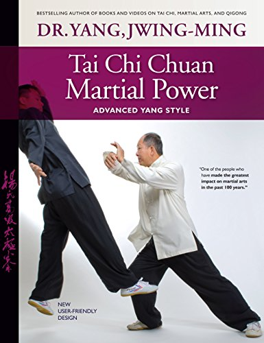 Tai Chi Chuan Martial Power: Advanced Yang Style