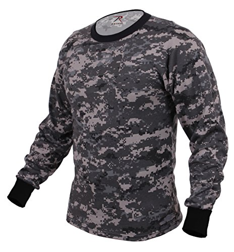Rothco Long Sleeve T-Shirt - stylishcombatboots.com