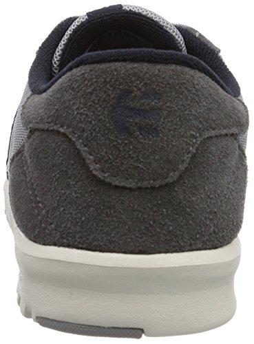 Homme 076 Sc gris Pour Chaussures Planche cut De Etnies Lo Clair Gris Roulettes BwqO88