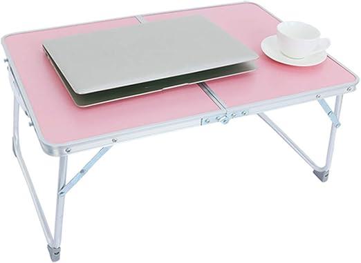Mesa de Cama para portátil, Soporte de Cama Ajustable para ...