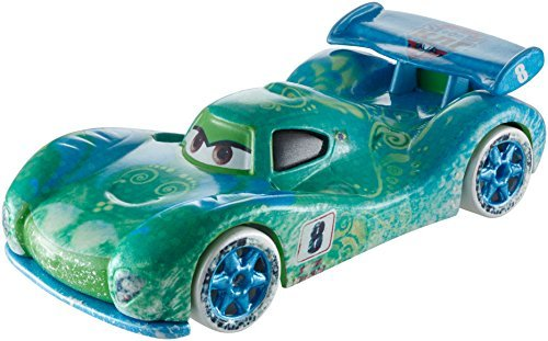 CARS - ICE RACERS - 1:55 Scale Special Icy Edition Carla Veloso Mattel Disney