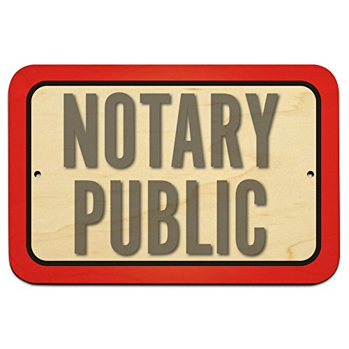 Notary Wood - Notary Public 9
