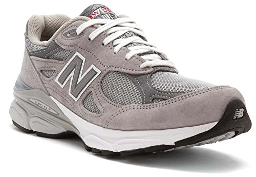 New Balance Women's W990 Running Shoe,Grey,8.5 B US