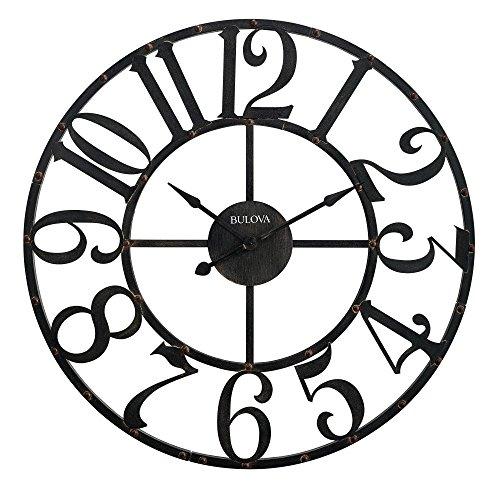 Bulova Gabriel Wall Clock