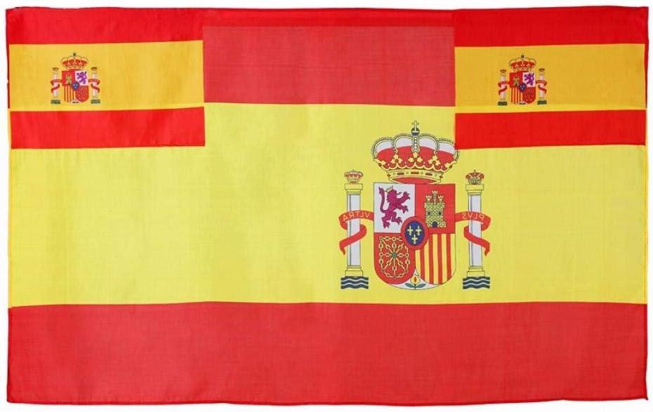 Atosa - B-Solapa/ Bandera españa 135x80 cm: Amazon.es: Juguetes y ...