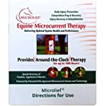 Microlief Under Wraps - Natural Pain Relief Therapy Patch for Equine Injury Prevention, Treatment, Recovery and Rehabilitation 17