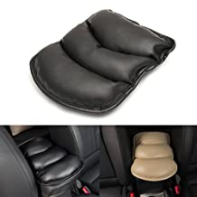 AUDEW Car Arm Rest Armrest Topping Mat Liner Pad Console Storage Box Cover Cushion Evcirle492