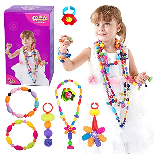 Pop Beads for Little