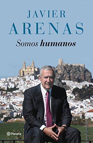 Descargar Libro Somos Humanos Javier Arenas