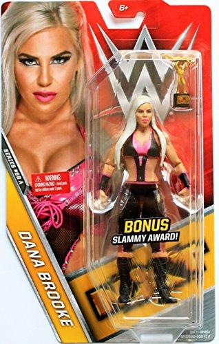 WWE Basic Series #68 - Dana Brooke Figure Chase with Slammy Award by Mattel