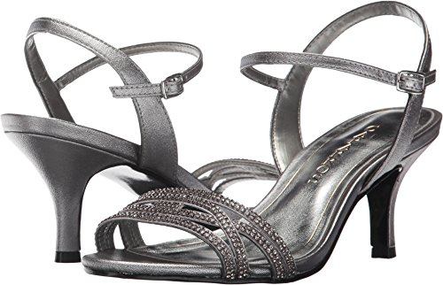 Caparros Mujeres Jeanine Pewter Metallic